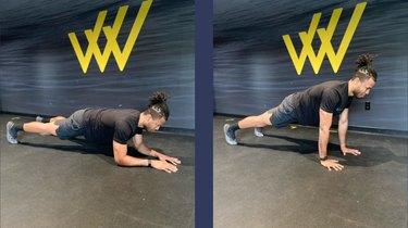 Move 10: Plank Walk