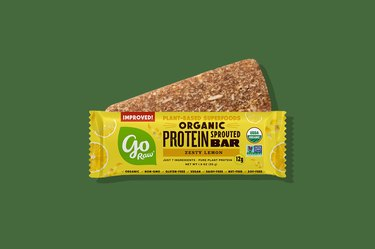Go Raw Protein Bars