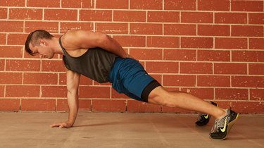 23. One-Arm Push-Up