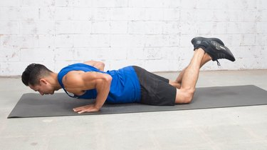 Modification 2: Knee Push-Up