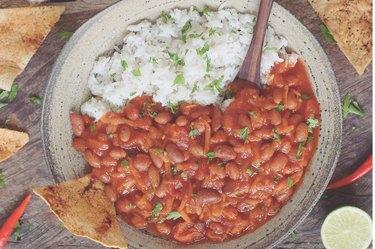 Vegan Chili Recipe With Beans