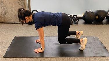 Move 3: Bear Plank