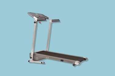 Sunny Health and Fitness Foldable Walking Treadmill