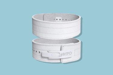 Jayefo Sports Leather Weight-Lifting Leather Belt