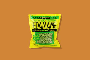 Trader Joe's Edamame With Sea Salt
