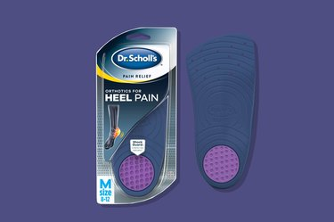 Dr Scholls Pain Relief Orthotics for Heel Pain shoe inserts for plantar fasciitis