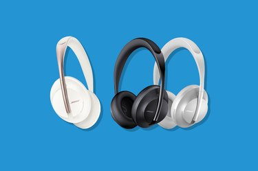 Bose Noise-Canceling Over-the-Ear Headphones