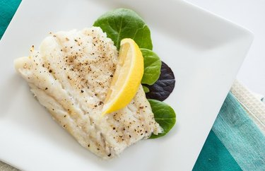 Simple Broiled Cod as an example of Weight Watchers dinner recipes