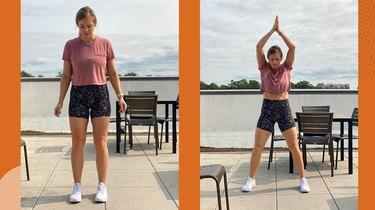 Move 3: Jumping Jacks