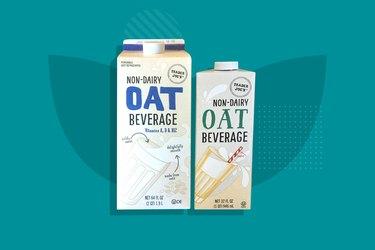 Trader Joe's Non-Dairy Oat Beverage