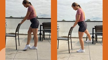 Move 8: Standing Hip Abduction