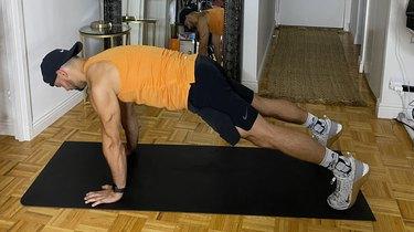 Move 5: Squat Thrust