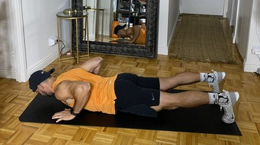 Move 10: Hand-Release Push-Up