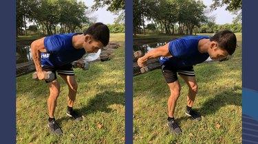Move 6: Triceps Kickback