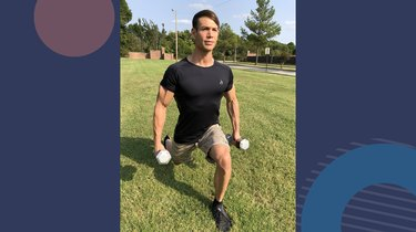 Move 3: Forward Lunge