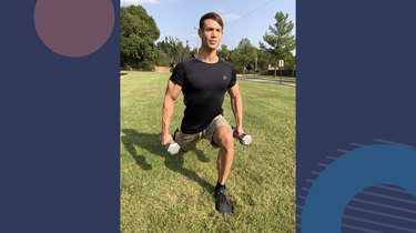 Move 6: Reverse Lunge
