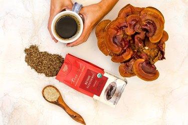 Teeccino Chicory Root Herbal Coffee
