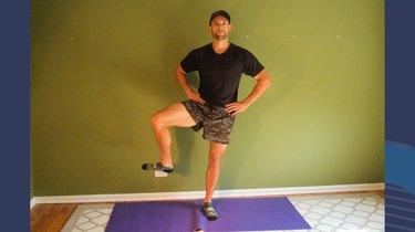 Move 5: Single-Leg Balance