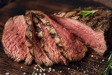 lysine-rich beef