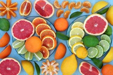 Fresh Citrus Fruit Assortment