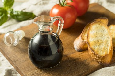 Organic Black Balsamic Vinegar