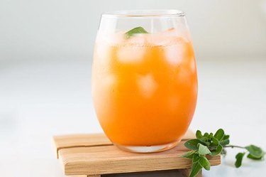 Fresh Start Healthy Cocktail