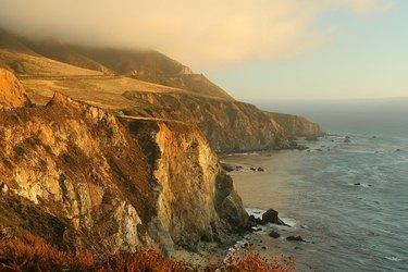 Central California Coast - San Simeon