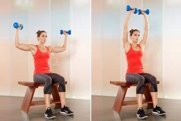 Move 11: Shoulder Press