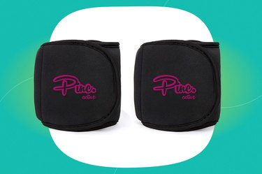 Pinc Active Adjustable Ankle Weights