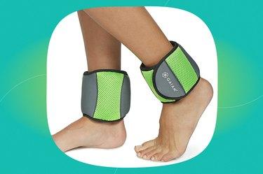 Gaiam Restore Ankle Weights