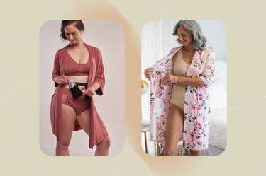 Miena Robe and Gownies Recovery Robe, as a gift for people with cancer