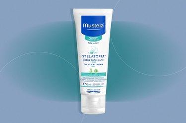 Mustela eczema cream for babies