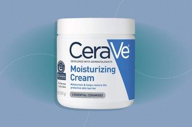 CeraVe Moisturizing Cream for eczema on face