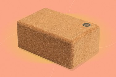 Manduka Yoga Cork Block