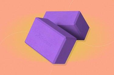 Trideer Yoga Block