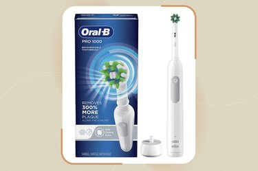 Oral-B Pro 1000 Power Rechargeable Electric Toothbrush