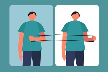 internal and external shoulder rotation exercises