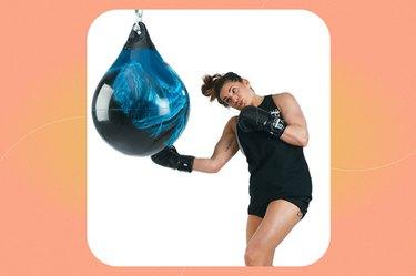 "Aqua Training Bag 21"" 190 lb. Aqua Punching Bag"