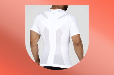 Alignmed Posture Pullover Shirt for Men posture corrector