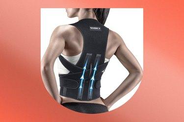 Snoky Posture Corrector Back Brace