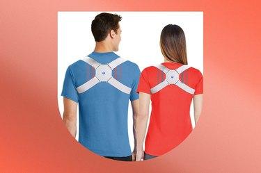 Posture Perfect Smart Posture Corrector Brace with Intelligent Sensor
