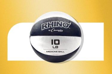 Champion Sports Exercise Medicine Ball