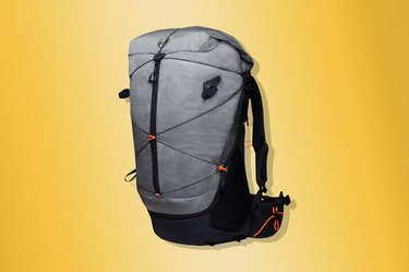 Mammut Ducan Spine 50-60 Hiking Backpack