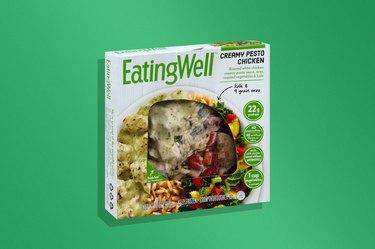 EatingWell Creamy Pesto Chicken frozen meal