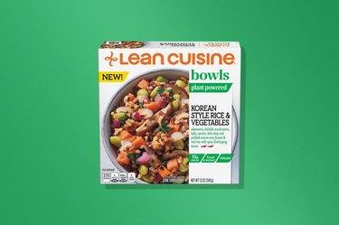 Lean Cuisine Plant Powered Korean Style Rice and Vegetables frozen dinner