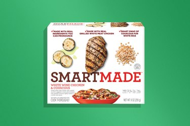 SmartMade White Wine Chicken and Couscous frozen meal