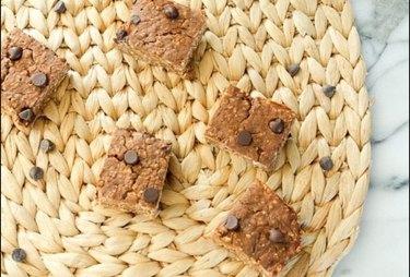 Pumpkin Protein Bars Low-Carb Vegan Breakfast Recipes