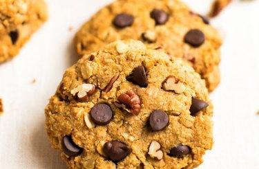 Sweet Potato Breakfast Cookies Low-Carb Vegan Breakfast Recipes