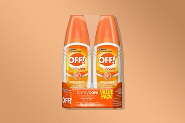 OFF! FamilyCare Insect Repellent IV mosquito repellent