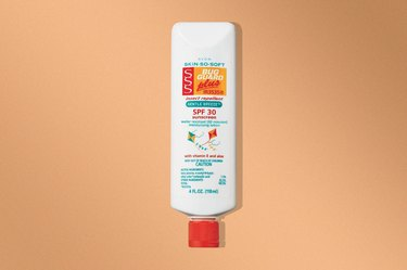 Avon Skin So Soft Bug Guard mosquito repellent